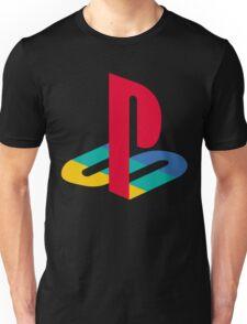 Playstation Logo t shirt Unisex T-Shirt