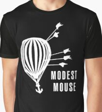 Modest Mouse Good News Before the Ship Sank Combined Album Covers (Dark) Graphic T-Shirt