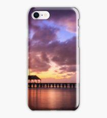 Hanalei Pier iPhone Case/Skin