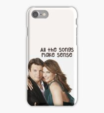 Songs iPhone Case/Skin