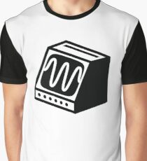 Old fashioned computer screen Graphic T-Shirt