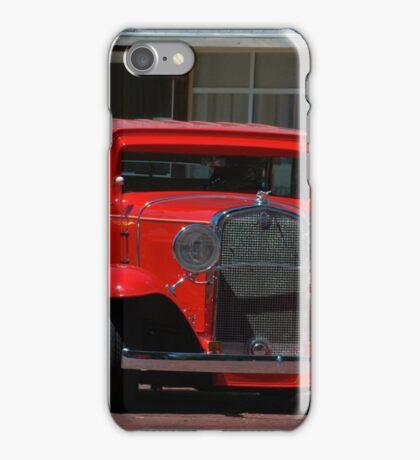 1930 Chevrolet Custom Sedan iPhone Case/Skin
