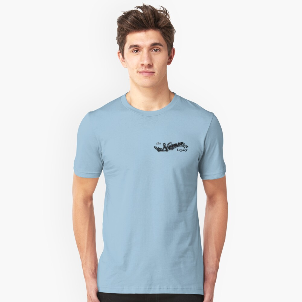 The Norman Legacy Slim Fit T-Shirt
