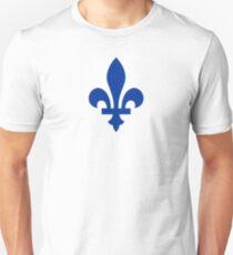 Fleur de lys du Québec Unisex T-Shirt