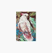 Bird of Paradise Art Board