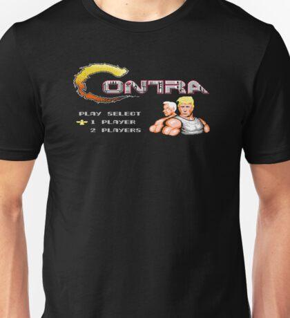 Contra - NES Trump Edition T-Shirt