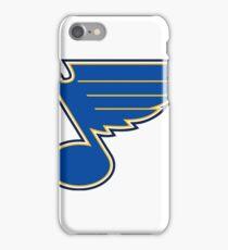 Blues Hockey Logo iPhone Case/Skin