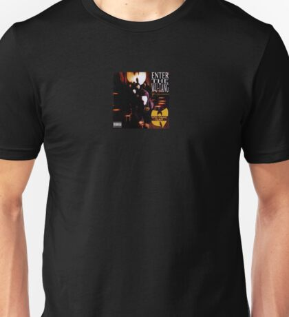 WU TANG CLAN ENTER THE 36 CHAMBERS | COLLECTION Unisex T-Shirt