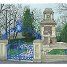 Horsforth Leeds Cenotaph by Brian Hargreaves