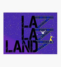 A La La Land Story Photographic Print