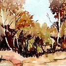 Autumn in Vlakplaas by Maree Clarkson