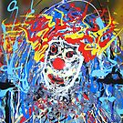 Clowning around with color by Darryl Kravitz by dtaylork