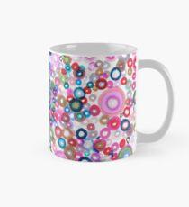 Abstract Pattern Valentine Classic Mug