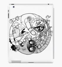 The Yin-Yang Robo Fight! iPad Case/Skin