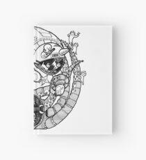 The Yin-Yang Robo Fight! Hardcover Journal