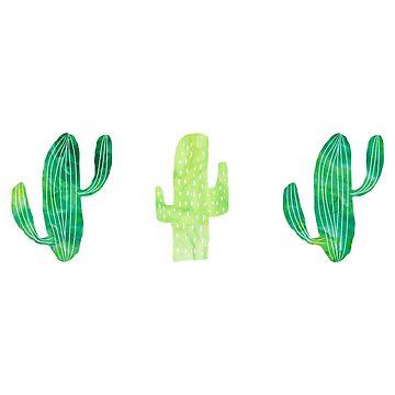 Cactus Trio de jashirts