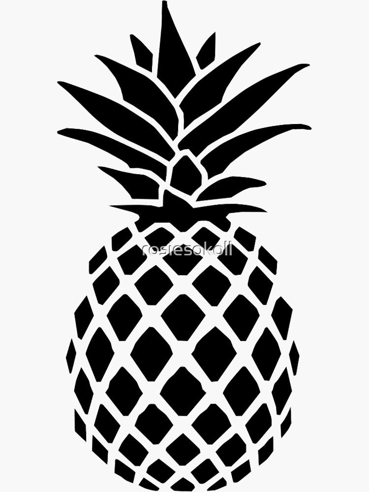 Ananas von rosiesokoll