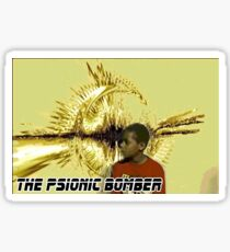 The Psionic Bomber Sticker