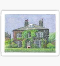 Horsforth Leeds Old Vicarage Sticker