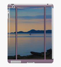 Serenity Tryptych iPad Case/Skin