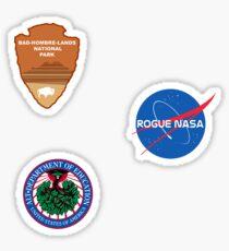 Alt Science Sticker Pack Sticker