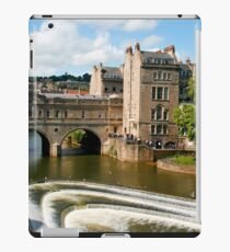 Pulteney Bridge Bath England iPad Case/Skin