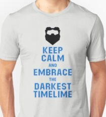 Embrace the Timeline Unisex T-Shirt