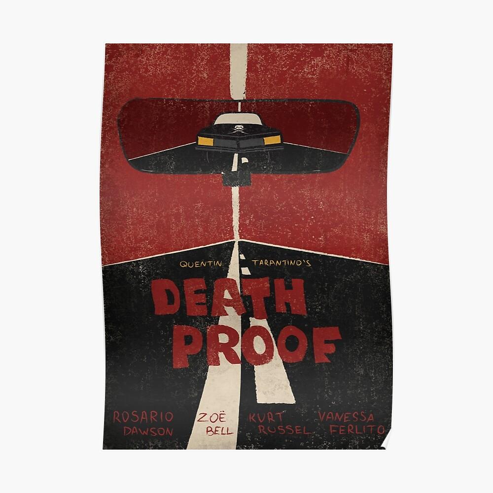 Todesbeweis Filmplakat Poster