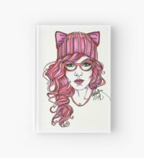 Pussy Cat Hardcover Journal