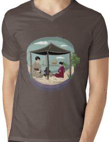 Tea ceremony Mens V-Neck T-Shirt