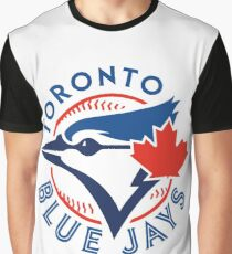 Toronto Blue Jays Graphic T-Shirt