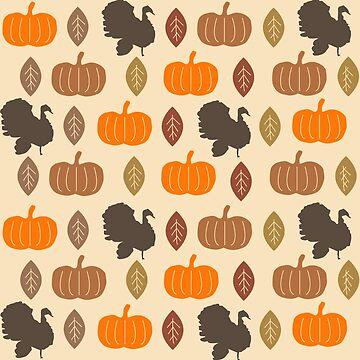 Turkey Pattern by kmacneil91