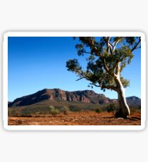 Australian Outback of the Flinders Ranges Sticker