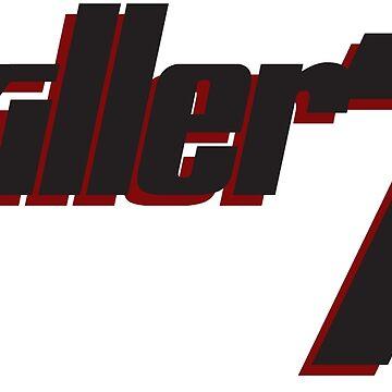 Killer7 by nasty138