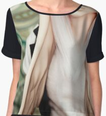 Thanatos Women's Chiffon Top