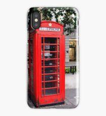 London Telephone iPhone Case/Skin