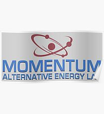Momentum Alternative Energy Lab Poster