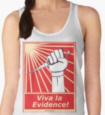 Viva la evidence! Women's Tank Top