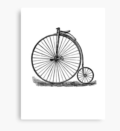 Penny Farthing Canvas Print