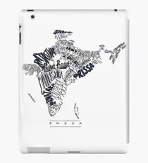 States of India iPad Case/Skin
