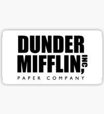 Dunder- Mifflin Sticker