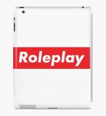 Roleplay iPad Case/Skin
