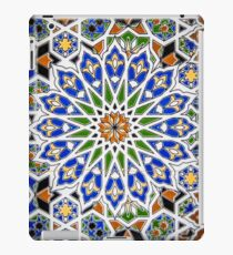 Arabic Style Vintage Patterned Tiles iPad Case/Skin