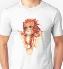 mermaid - cat Unisex T-Shirt
