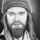 'Jesus' Paul Rovia by Tara Hale