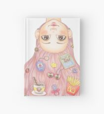 Bubbly Hardcover Journal