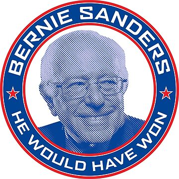 Bernie Sanders - He Would Have Won by poomshanka