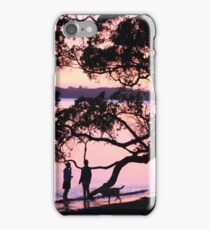 Sensational Sunset - New Zealand iPhone Case/Skin