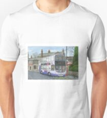 Horsforth Leeds Bus Unisex T-Shirt