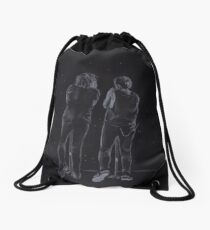 It's like you're my mirror (Larry Stylinson) Drawstring Bag